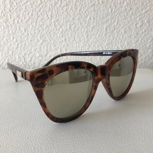 Le Specs Halfmoon Magic - Tortoise